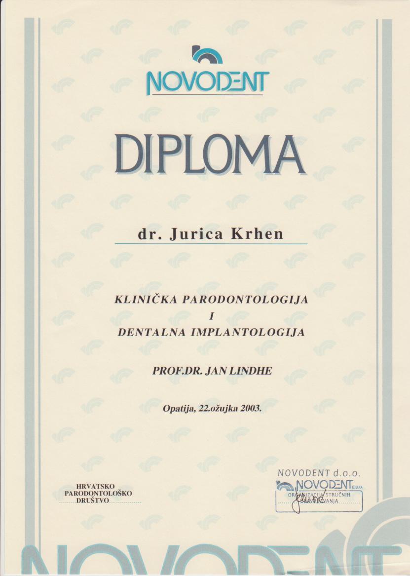 Implantologija - Jan Lindhe 2003