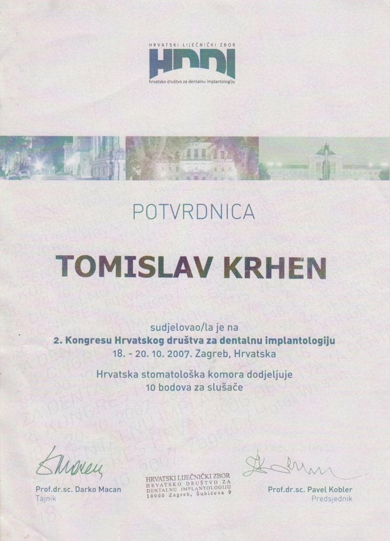 HDDI 2007