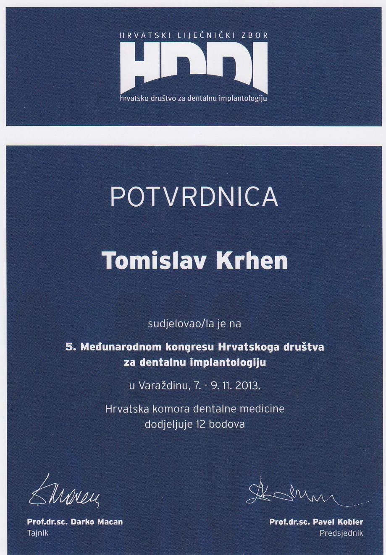 HDDI 2013