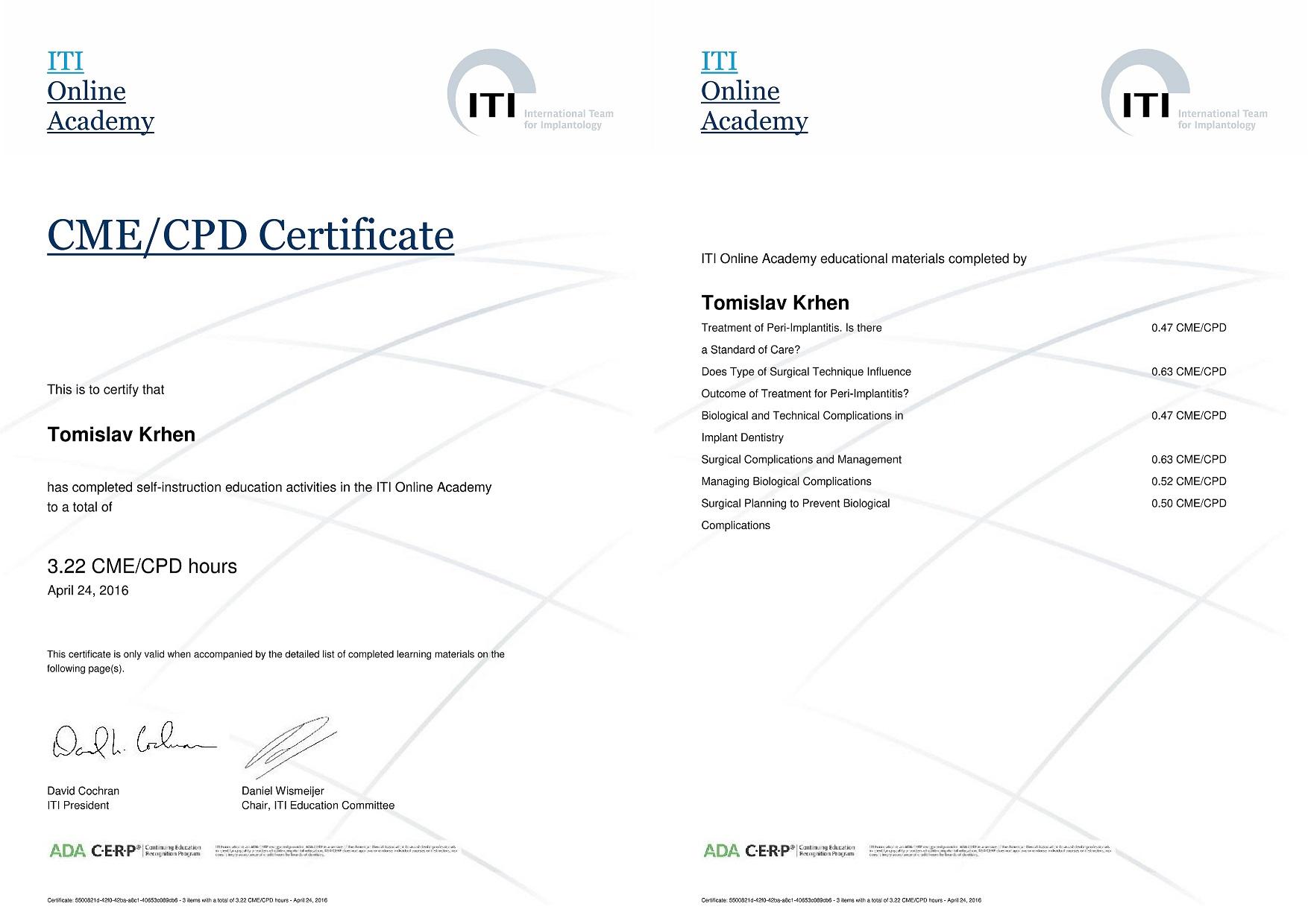 ITI-Online-Academy-Periimplantitis