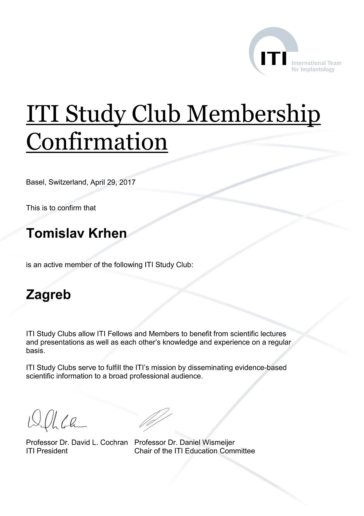 ITI-Study-Club-2017-Zagreb