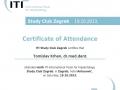 ITI Study Club Zagreb - PRF 2013